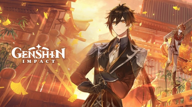 Genshin Impact's first big update arrives in November