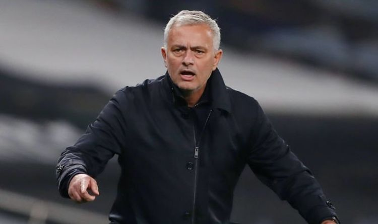 Jose Mourinho makes Man Utd admission after Tottenham's 1-0 win over Burnley