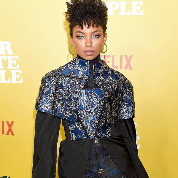 Logan Browning Explains Why Using Her Voice Off-Screen Is Just as Important as Using It On-Screen