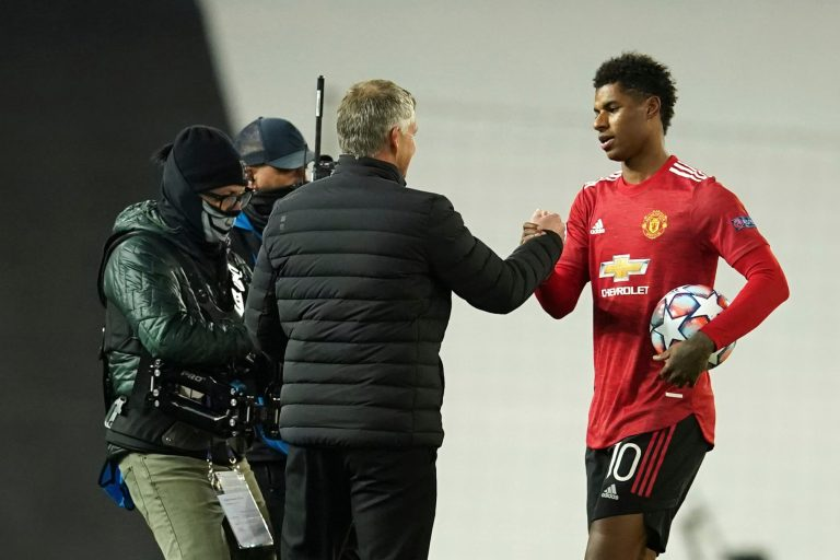 Marcus Rashford puts match-winning cameo down to 'kill the game off' attitude from Manchester United bench