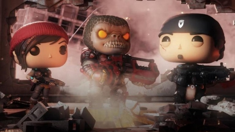Mobile Gears of War spin-off Gears Pop! closes down April 2021