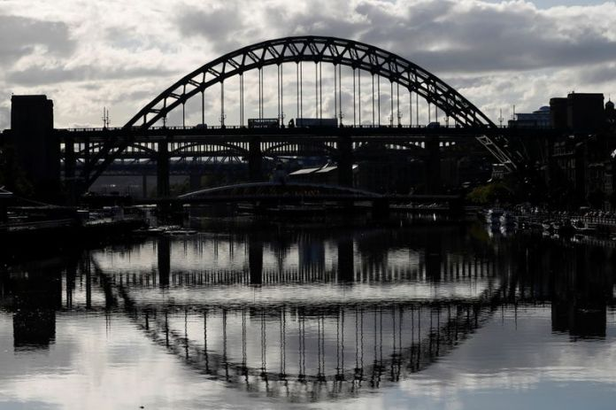 © Reuters. The spread of the coronavirus disease (COVID-19) in Newcastle