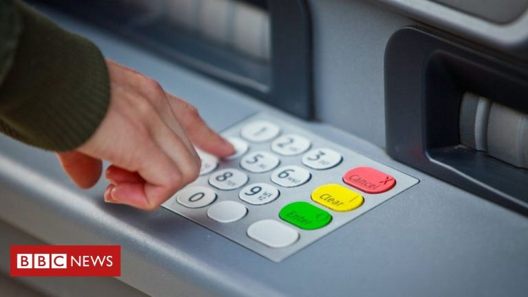 Post Office says a third of its cash machines will close
