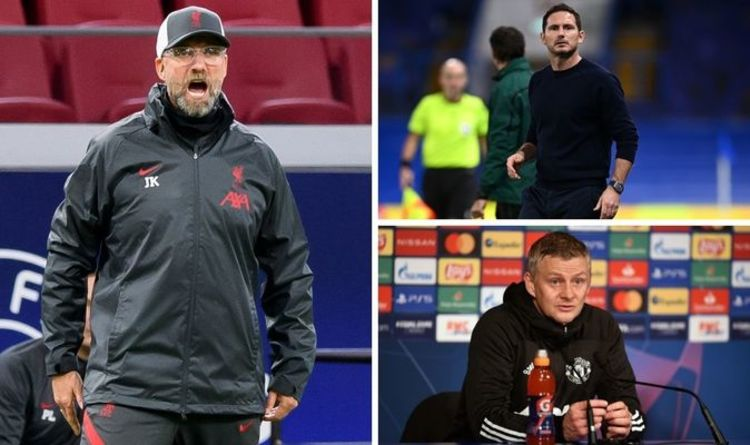 Premier League manager wages as Man Utd, Arsenal, Chelsea and Liverpool salaries emerge