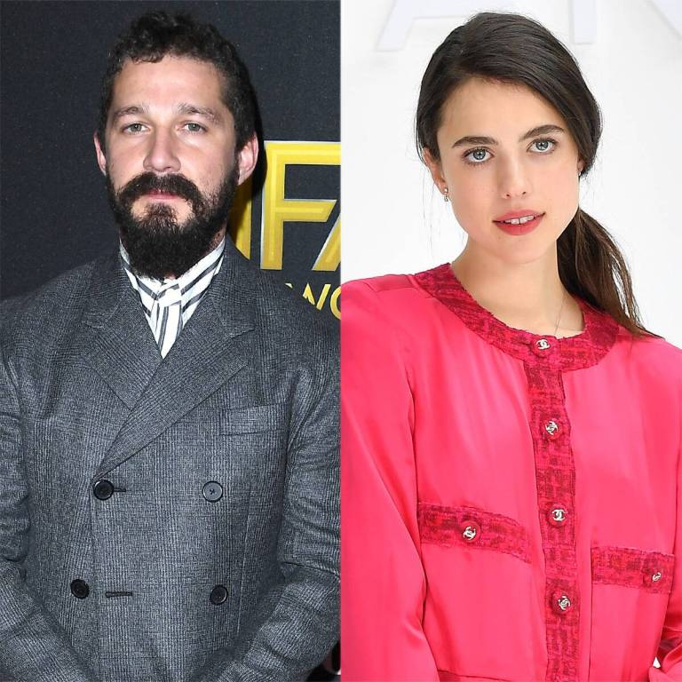 Shia LaBeouf and Margaret Qualley Bare it All in NSFW Music Video