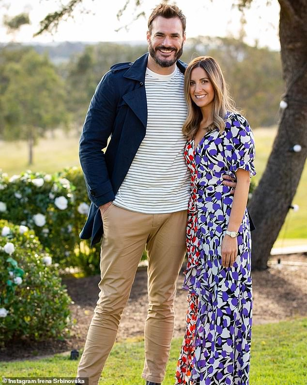 Meet the parents! The Bachelor winner Irena Srbinovska (right) has revealed that she can't wait for Locky Gilbert (left) to meet her family in Melbourne, after they were unable to on the show