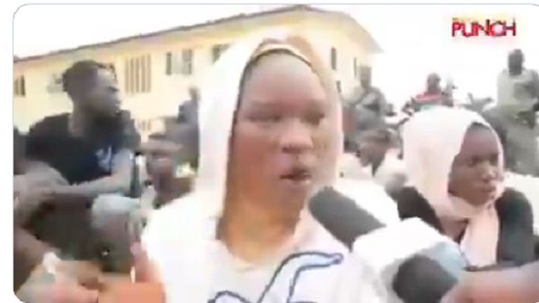 VIDEO: Soldiers Arrested Me On My Way To Buy Food For My Children – Mother Of Four