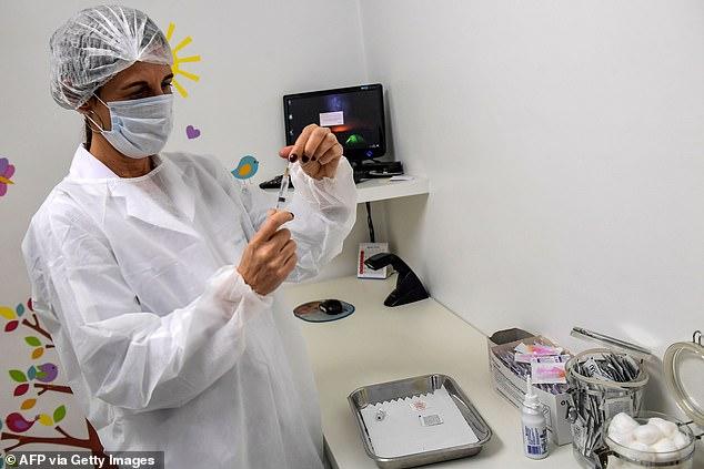 Volunteer in AstraZeneca's coronavirus vaccine trial dies in Brazil