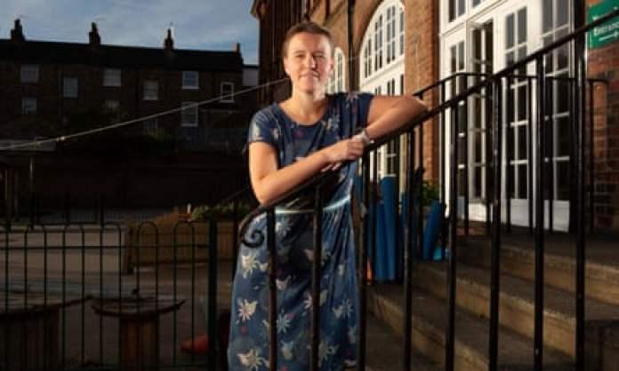 Sarah Wilson, Fishergate primary school, York.