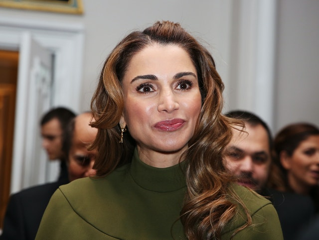 Earthshot judge Queen Rania of Jordan