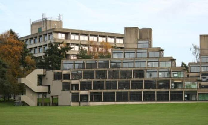 Ziggurat, University of East Anglia