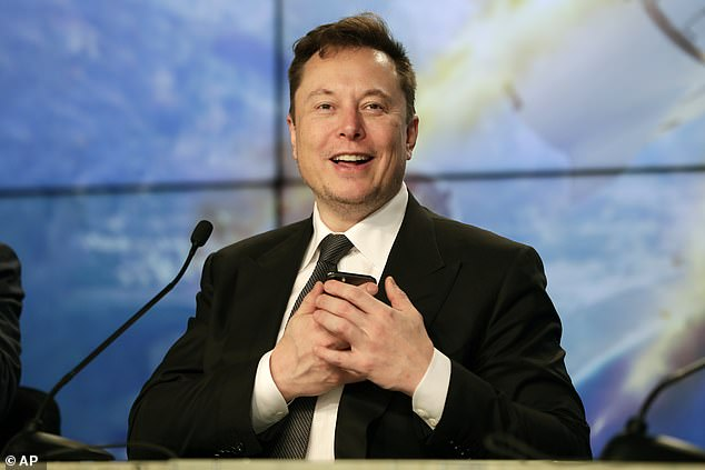 Elon Musk shared details of this vision last week during the Mars Society's annual conference, saying settlers on the Red Planet will need to be self-sufficient in the event 'ships from Earth stop coming for any reason.'