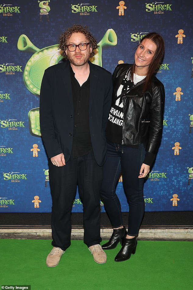 New gig: In 2019, John resurfaced to promote his new podcast John Safran vs The Occult, a five-part series exploring satanic cults and exorcisms. Pictured (left) on the red carpet in 2020