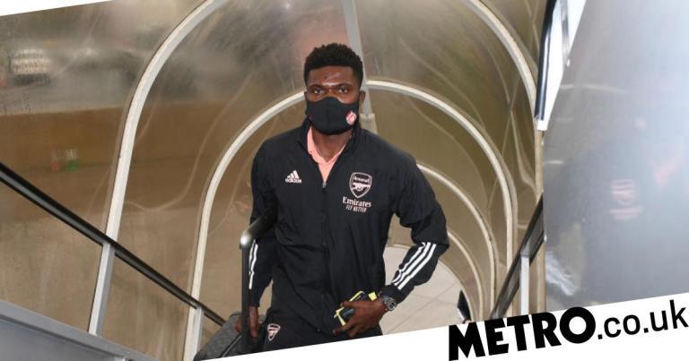 Arsenal boss Mikel Arteta drops Thomas Partey full debut hint ahead of Rapid Vienna clash