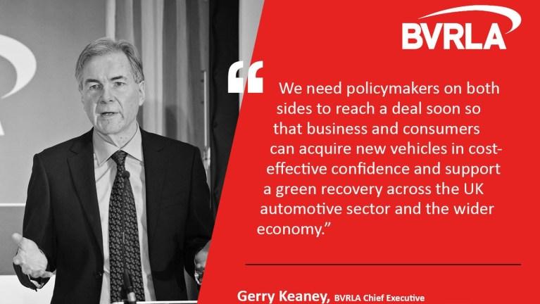 BVRLA warns no deal EU exit will damage business