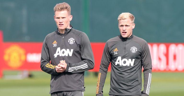 Donny van de Beek's training attitude comes to light amid Man Utd struggle