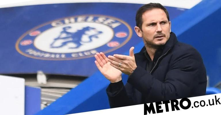 Frank Lampard ready to bring Chelsea outcast Antonio Rudiger back into the first team
