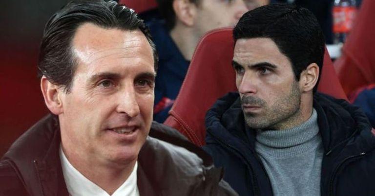 Martin Keown claims Mikel Arteta is repeating Unai Emery mistake at Arsenal