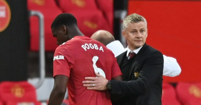 "Solskjaer told he ""doesn't know what to do"" with Pogba in scathing assessment"