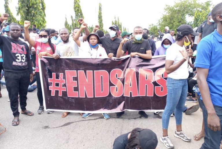 The betrayal of #EndSARS protests, By DONS EZE