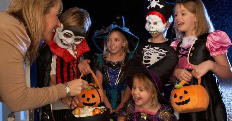 Trick-or-treating banned at some homes this year – but allowed at others