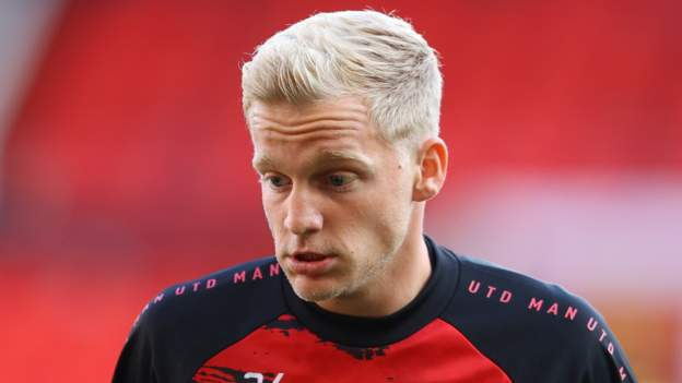 Van de Beek will play 'big, big part' this season, says Solskjaer
