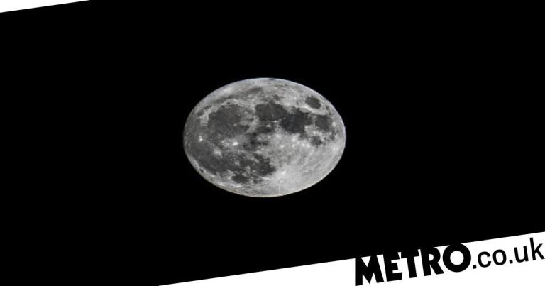 What time is Nasa's moon announcement today and what are they likely to say?