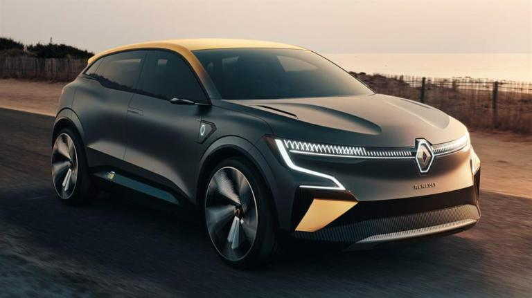 Wheels: Future of Renault's Megane revealed in a striking electric SUV concept car