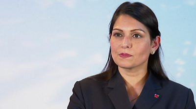 'Public should be alert but not alarmed', says Patel as terrorism threat level raised
