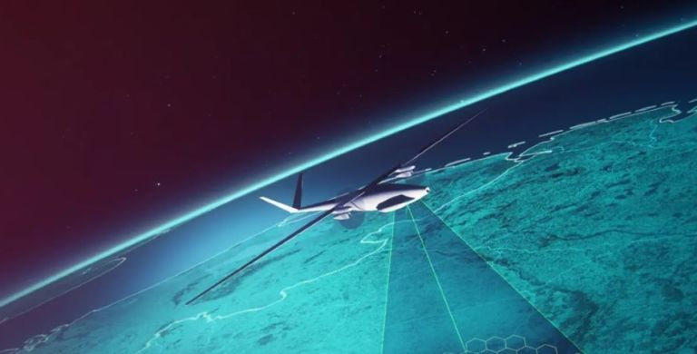Airborne antenna developed to beam 5G from the stratosphere