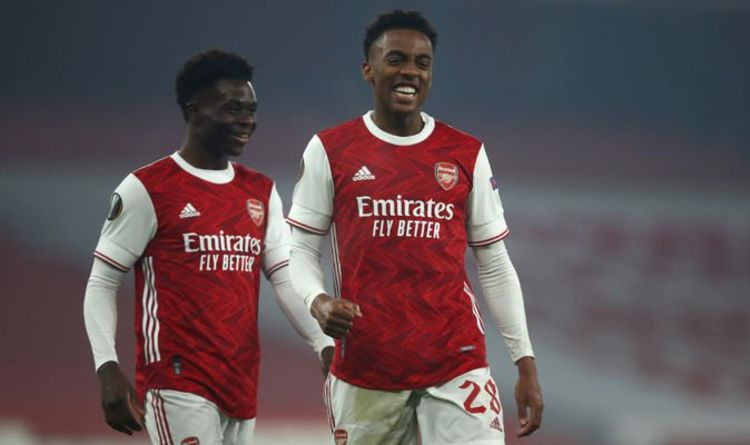 Arsenal player ratings: Willock the standout as Saka also impresses in Molde comeback win