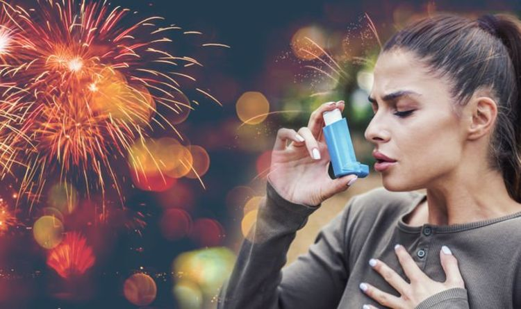 Asthma warning: Fireworks could trigger life-threatening attacks – tips to stay well