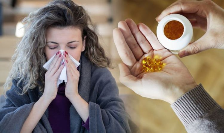 Best supplements for winter: Six vitamins and minerals that could help boost your immunity