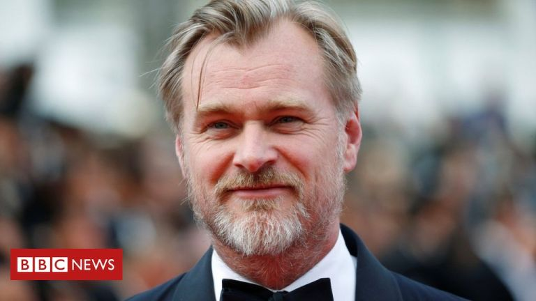 Christopher Nolan: Film studios 'drawing wrong conclusions' from Tenet