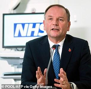 Coronavirus UK: NHS moves to highest alert at MIDNIGHT