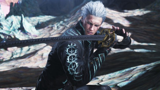 Devil May Cry 5 Special Edition screenshot