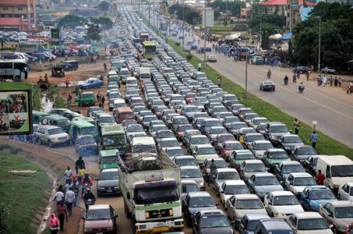 #EndSARS: Abuja Road Users Beg Police, FRSC, VIO, Others To Return To Work Over Gridlock