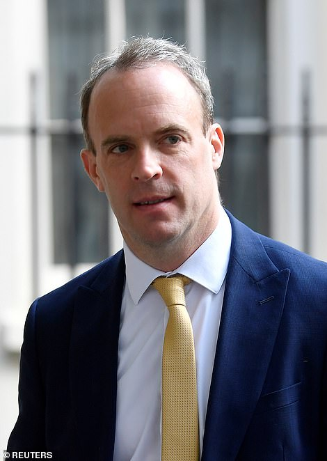 Foreign Secretary Dominic Raab says England WILL resort to whack-a-mole lockdowns