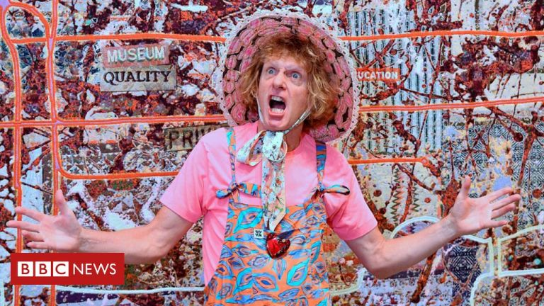 Grayson Perry says Covid will clear 'a bit of dead wood' in the arts