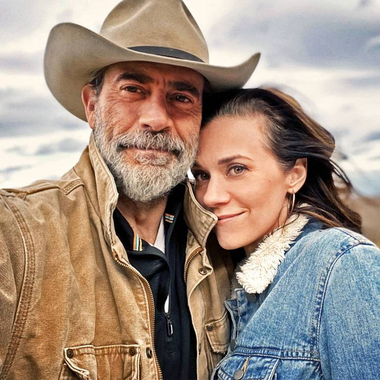 Hilarie Burton and Jeffrey Dean Morgan Are Bringing Their Chemistry To The Walking Dead