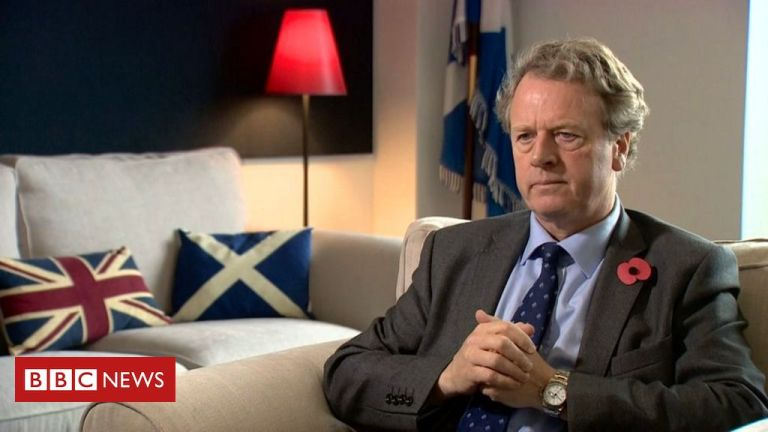 Indyref2: Scottish Secretary rejects new vote 'for a generation'