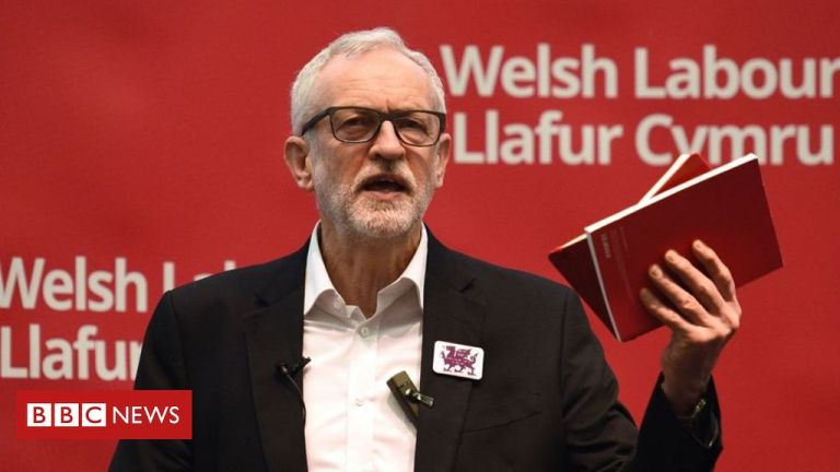 Jeremy Corbyn: Welsh Labour Grassroots wants suspension lifted