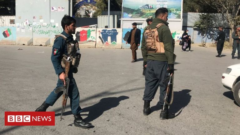 Kabul University: Nineteen dead, more wounded after gunmen storm campus
