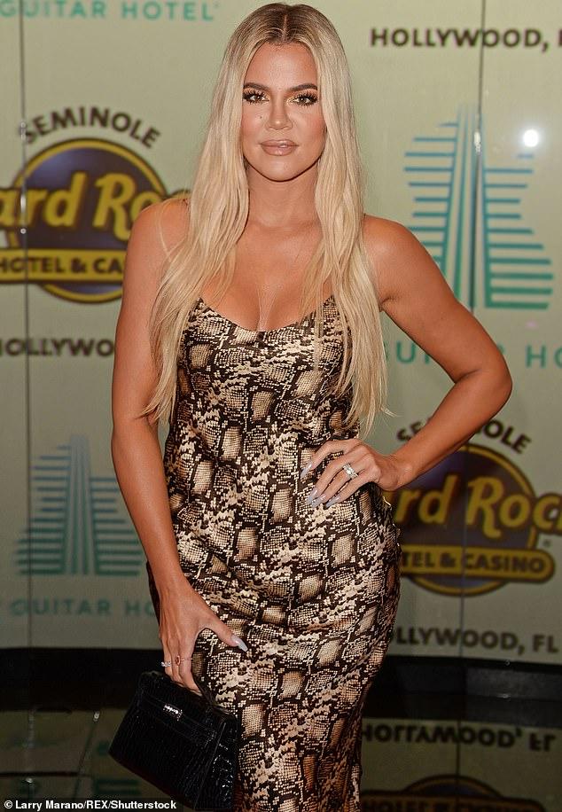 Khloe Kardashian reacts as troll says family didn't encourage voting
