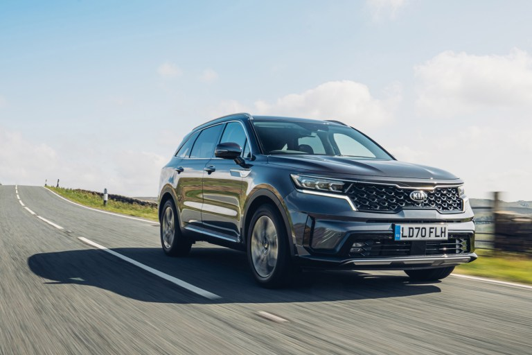 Kia Sorento 2.2 CRDi AWD 2020 UK review
