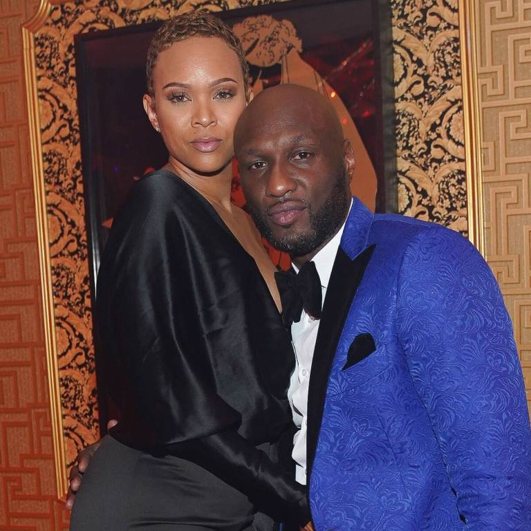 Lamar Odom and Sabrina Parr Break Up One Year After Engagement