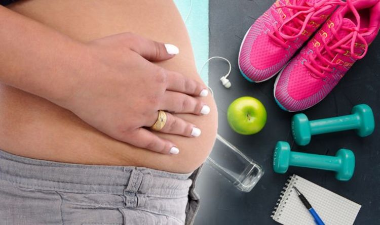 Lose your visceral fat at home with two simple exercises – 'The key to fighting belly fat'