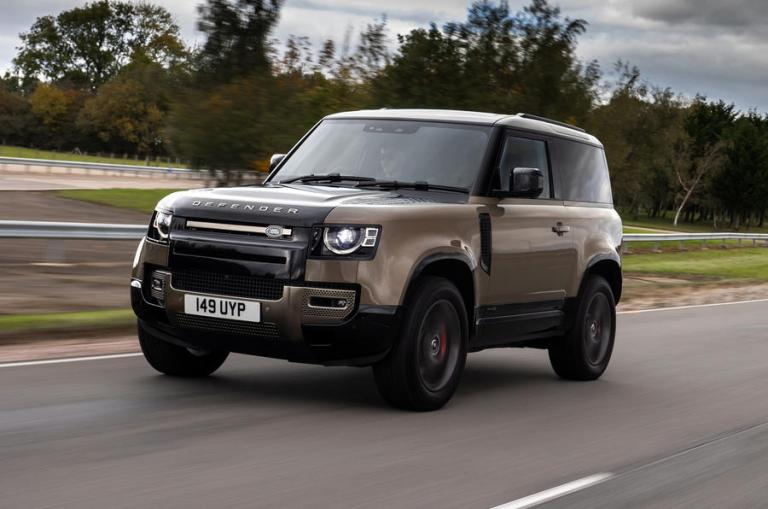 New Defender could be next for Bowler's rally treatment