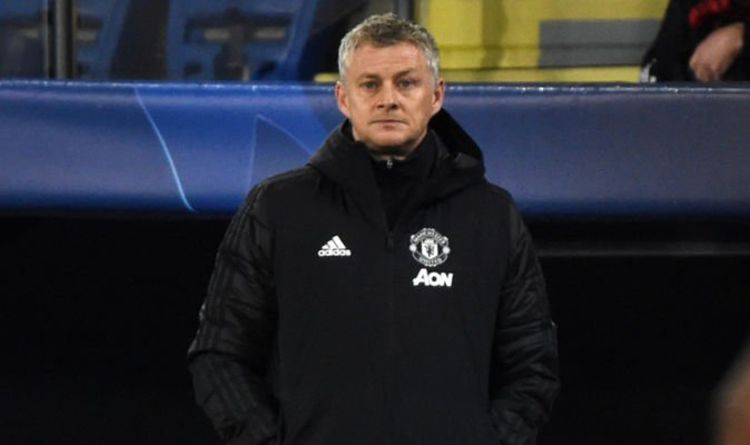 Ole Gunnar Solskjaer refuses to answer question about Man Utd future after Istanbul defeat