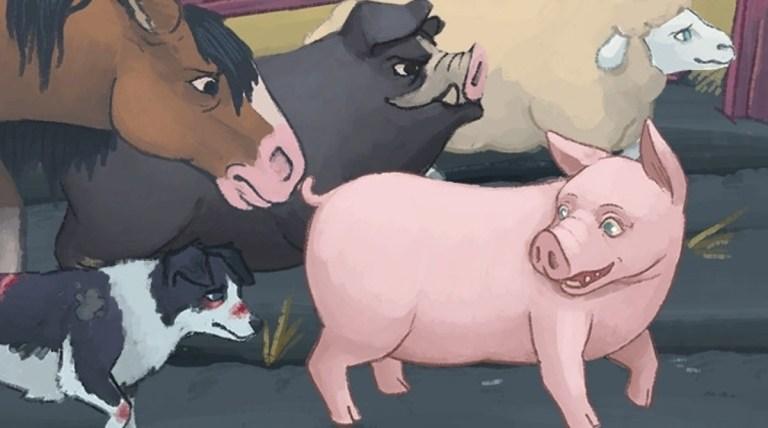 Reigns dev's Animal Farm adaptation gets December release date